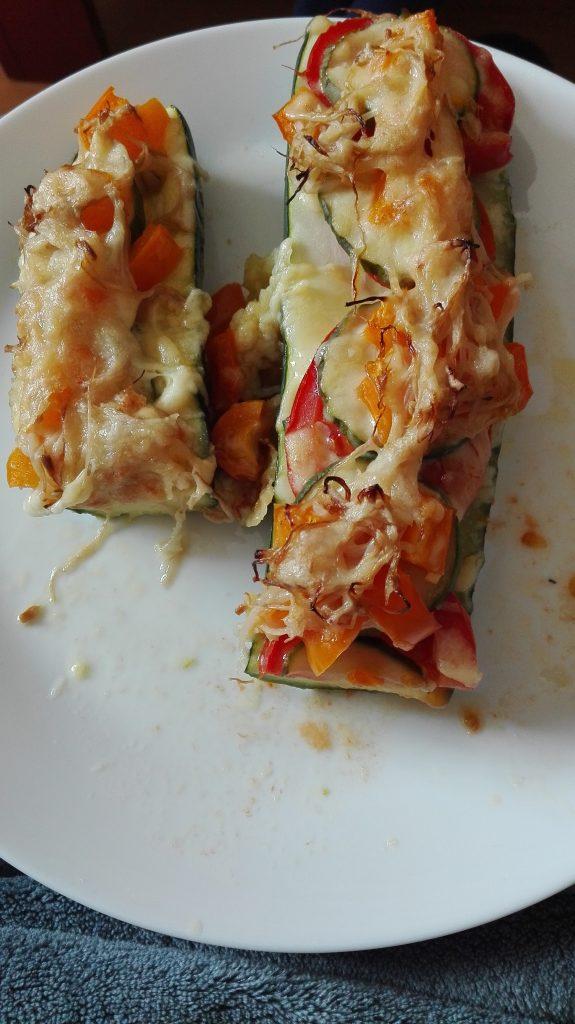 Zucchini Baugette Rezept